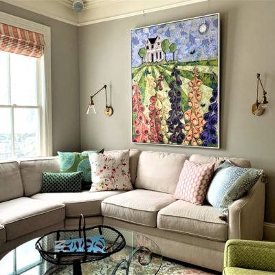 American Flower Commission In Your Home